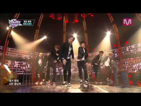 방탄소년단_상남자 (Boy In Luv by BTS of M COUNTDOWN 2014.2.13)
