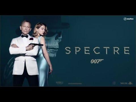 SF Anytime - SPECTRE - premiär 22 februari!