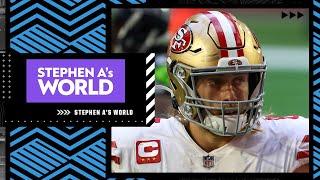 George Kittle & Greg Olsen join Stephen A.'s World!