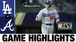 Corey Seager homers twice to help Dodgers force Game 6 | Dodgers-Braves Game 5 Highlights 10/16/20
