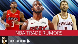 NBA Trade Rumors On Chris Paul, Bradley Beal, Cavs Keeping Kevin Love & Andre Iguodala's Future