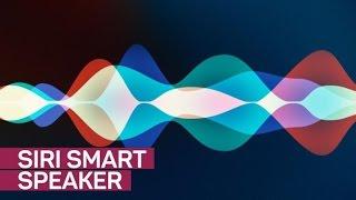 Apple may announce Siri speaker next week