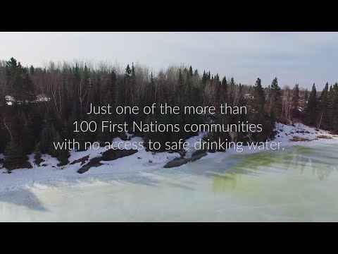 Video: Take action for Grassy Narrows and safe water for all First Nations