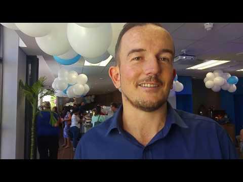 Chris Botha on The MediaShop's office move