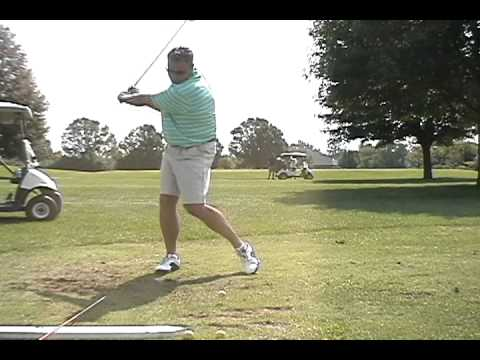 Kurt Hintz Swing 8/19/11 with MPSGOLF.COM