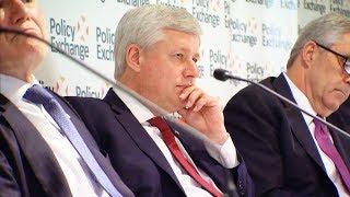 Exclusive: Harper planning secret trip to Washington