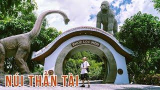 Chạy Trốn 100 Con Khủng Long - Gặp 1000 Ông Thần Tài Độc Nhất Vô Nhị Tại Việt Nam