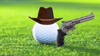 Gun Golf and Mordhau