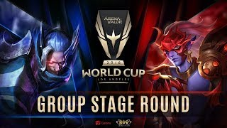 RoV : World Cup 2018 Day 2