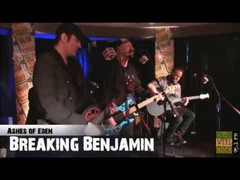 Breaking Benjamin - Ashes Of Eden Acoustic Live