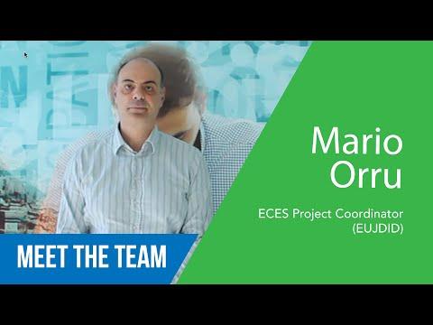 Mario Orrù - Coordinatore Progetto EUJDID in Giordania