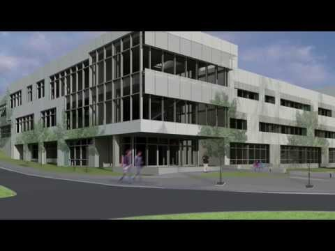 New Health Sciences, Education, and Wellness Institute Building