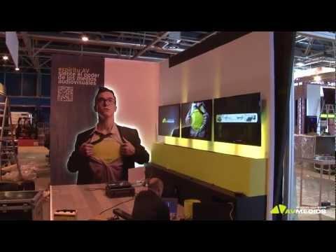 Making off Stand AV Medios EventoDays 2012