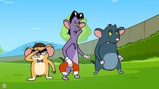Rat-A-Tat 'Doc Mouse & more cartoon compilations' Chotoonz Kids Funny Cartoon Videos
