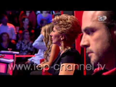 Audicionet e fshehura - Episodi 4 - Enca Haxhia - The Voice of Albania - Sezoni 1