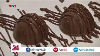 Bí quyết tạo nên chất lượng của chocolate Bỉ  - Tin Tức VTV24