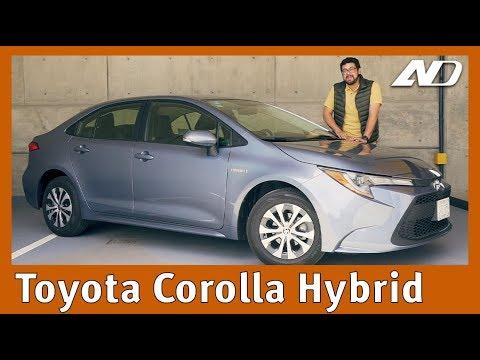 Toyota Corolla Híbrido ?? - Sorprendente evolución y el mejor híbrido por el precio