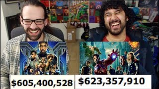 BLACK PANTHER To Become The HIGHEST GROSSING SUPERHERO MOVIE Of All Time!!!