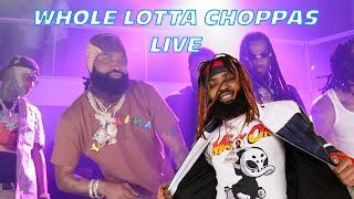 Sada Baby - Whole Lotta Choppas LIVE IN CONCERT