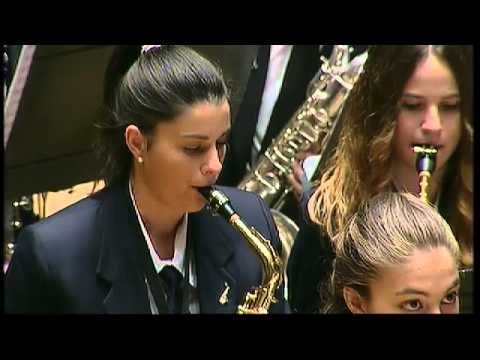 Societat Musical La Constància de Moixent. XXXVIII Certamen Provincial de Bandas de Valencia