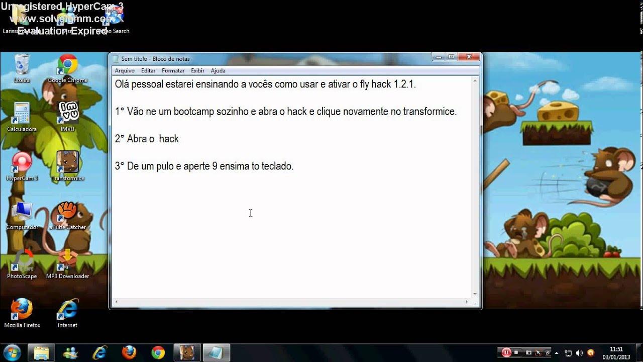 Kunena: fly hack download transformice (1/1)