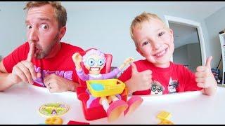 Father & Son PLAY GREEDY GRANNY!