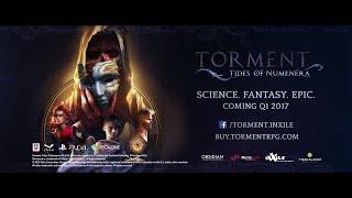 Torment: Tides of Numenera - Gamescom 2016 Trailer
