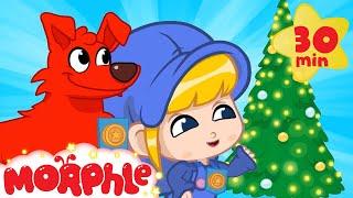 Magic Morphle Saves Christmas - My Magic Pet Morphle   Christmas Cartoons For Kids   Mila & Morphle