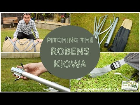 video Robens Kiowa Tent Review