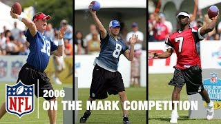 On the Mark QB Skills Competition (2006)   NFL Pro Bowl Skills Challenge