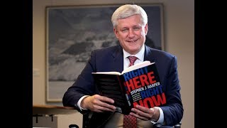 STEPHEN HARPER EXCLUSIVE: Former PM discusses new book, populism and more!