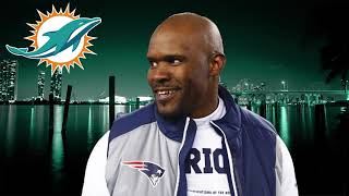 Brian Flores Expected to Be Dolphins Head Coach