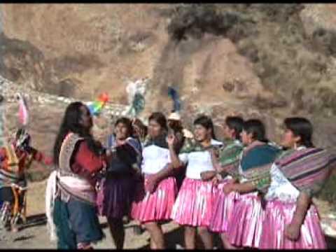 gregorio mamani   huayños  HD 2012