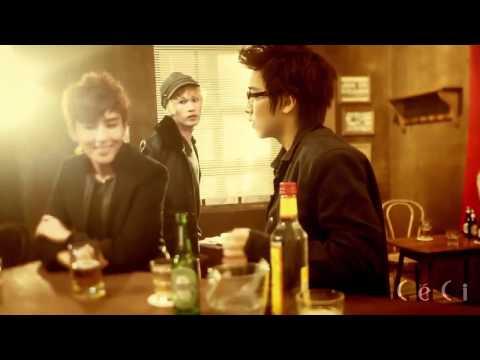 2011 CeCi Magazine 'mini drama' with Super Junior [HD]