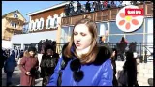 Lễ tiễn mùa đông (Масленица) ở Irkutsk, LB Nga - Tuổi trẻ TV Online