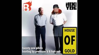 House Of Gold - Twenty One Pilots - Bootleg remix by Professor B and Hek Yeh