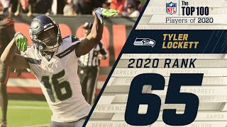 #65: Tyler Lockett (WR, Seahawks)   Top 100 NFL Players of 2020