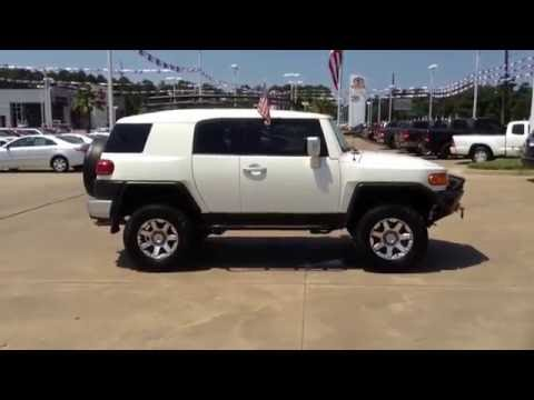 2014 Toyota FJ Cruiser at Loving Toyota