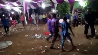 Đám cưới trên đường quê. Đánh nhau kinh hoàng 2019