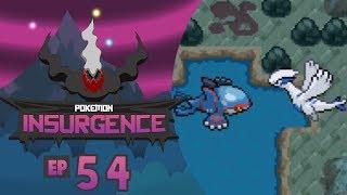 Let's Play Pokemon: Insurgence - Part 54 - Kyogre & Lugia!
