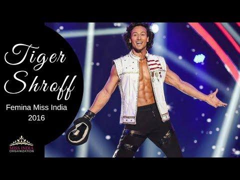 Tiger Shroff's Best Ever Performance At  fbb Femina Miss India 2016