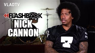 Nick Cannon: R Kelly Likes Immature Girls Because He Can't Read (Flashback)