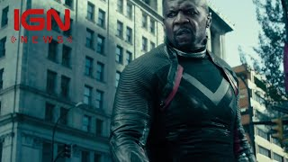 Deadpool 2: Terry Crews is Playing This X-Force Character - IGN News