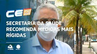 Secretaria da Saúde recomenda medidas mais rígidas em 170 municípios