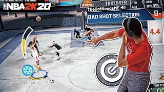 NBA 2K20 MOMENTS THAT WILL MAKE YOU WANT TO DELETE YOUR BUILD