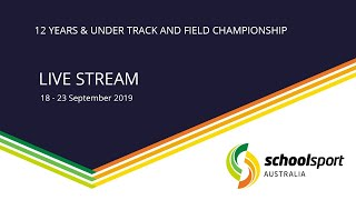 Under 12 years Track & Field Championship 2019 | Day Two of Competition