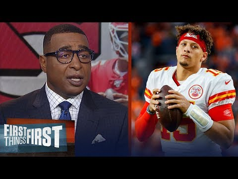 Cris Carter expects Patrick Mahomes will return & play Sunday vs Packers | NFL | FIRST THINGS FIRST