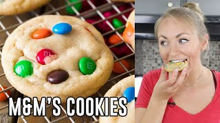 How to Make M&M Cookies!
