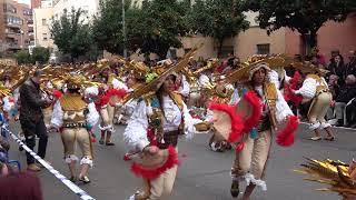 Umsuka-Imbali, desfile de 2018
