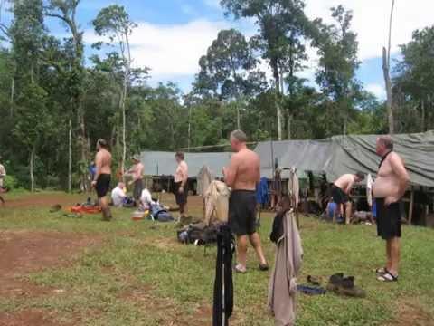 Kokoda 2008 Part 1